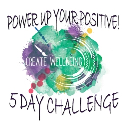 POWER UP YOUR positive
